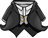 Conductor's Suit clothing icon ID 846