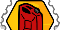 Fuel Rank 4 stamp