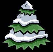 Snowy Tree sprite 001