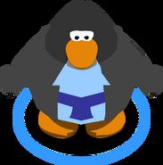 Unlockable Gray Pirate Coat in game