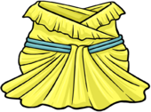 Buttercup Ball Gown clothing icon ID 4196