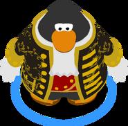 Commander Coat In-Game