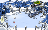 Puffle Party 2010 Mine
