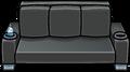 Black Designer Couch sprite 002