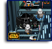 Meeting Herbert in Star Wars Takeover 4