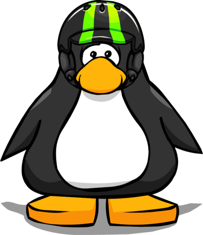 File:Neon Green Helmet PC.png