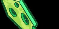 Stinky Cheese Sword