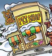 Original Pet Shop concept