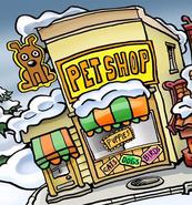 Original Pet Shop concept