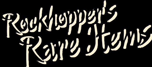 File:Rockhopper's Rare Items logo.PNG