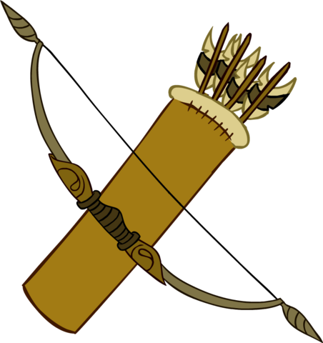 File:Bow and Arrows.png