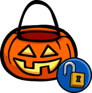 Pumpkin Basket clothing icon ID 10331