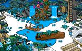 Adventure Party Forest Light Blue