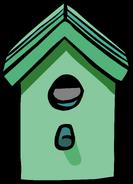 Green Birdhouse sprite 002