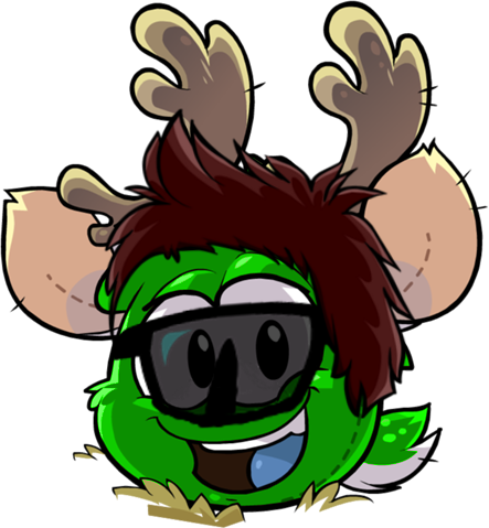 File:The Puffle Planet Reindeer.png