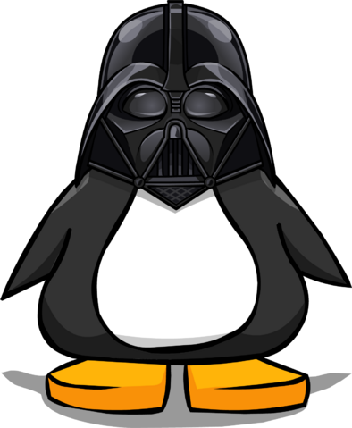 File:Darth Vader Helmet from a Player Card.png