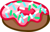 Iced Donut icon