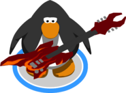Hard Rock Guitar in-game