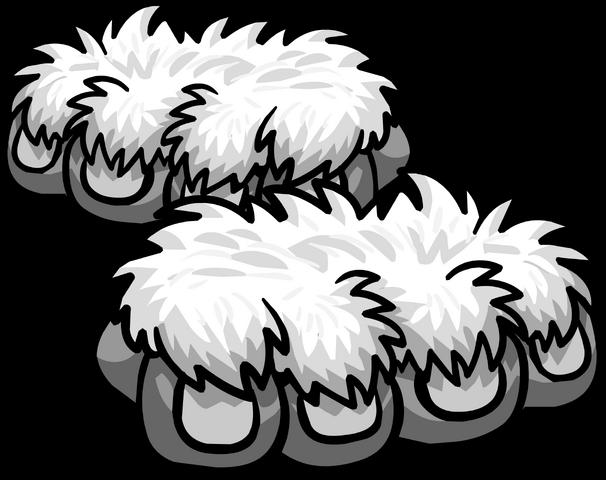 File:Snow Monkey Feet.png