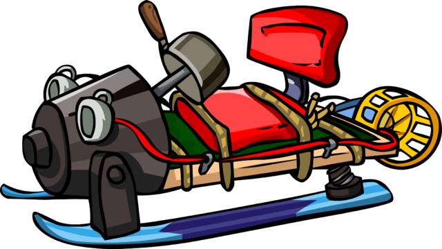 File:Prototype Sled isolated.png