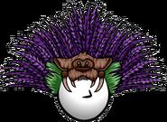 Grape headdess transparent