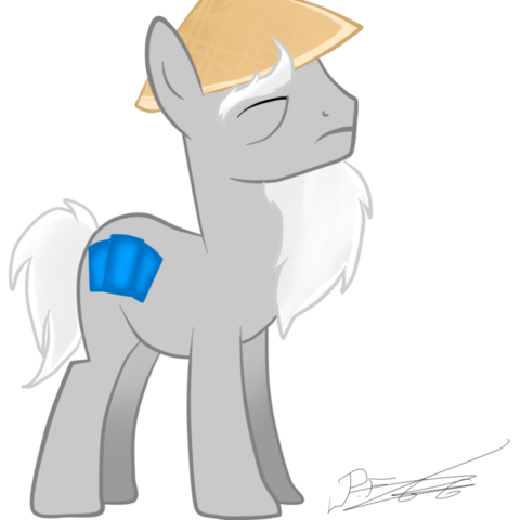 File:Club penguin sensei ponyfication by lightailsart-d5oy1xc.png