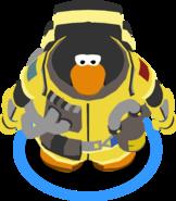 EVA Space Suit IG