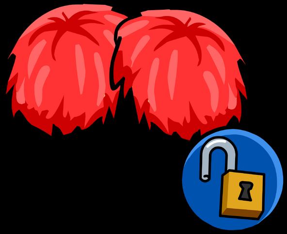 File:Red Pompom (Unlockable).png