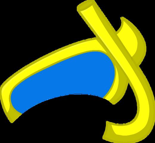 File:Yellow snorkel cutout.PNG