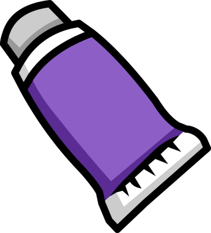 File:Purple Face Paint clothing icon ID 2051.png