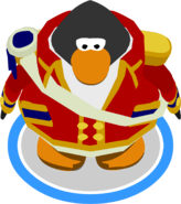 Scarlet Admiral Coat In-Game