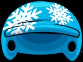 Snowflake Helmet