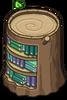 Stump Bookcase sprite 014