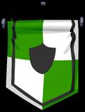 Green Banner sprite 006