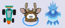 File:Kart Reindeer Puffle and Frost Bite In-Game Looks.PNG