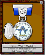 Mission 7 Medal full award (open)