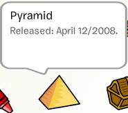 Pyramid Pin Stamp