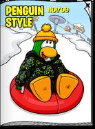 Penguin Style November 2009