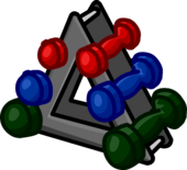 Hand Weights icon