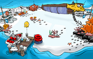 Submarine Party Dock