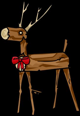 File:Wooden Reindeer.PNG