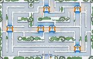 Full Snow Maze