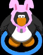 Pink Bunny ears 2