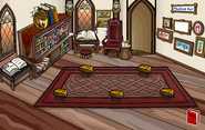 Medieval Party 2011 Book Room