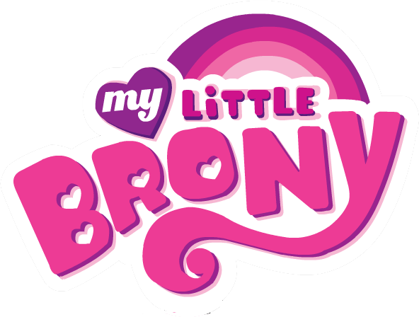 File:My Little Brony Logo - 0001.png