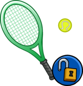 Tennis Gear icon