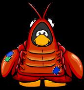 Lobster Costume P