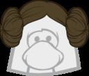 The Princess Leia icon
