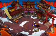 Card-Jitsu Party 2013 Town