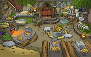 Prehistoric Party 2014 Rocky's Pizza